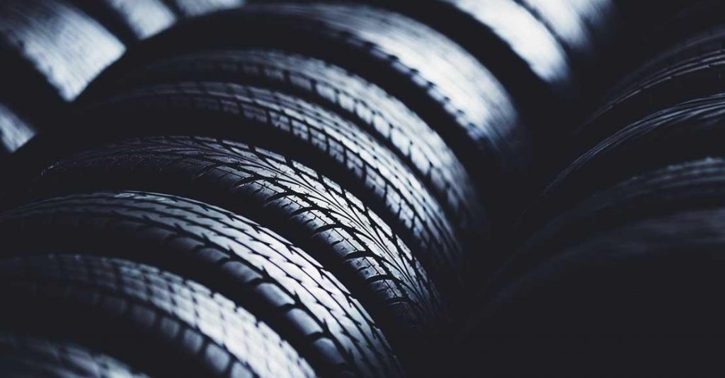 Hjulskift og dekkskifte